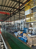 Hebei Greenson XPS extruded board equipment is urgently assembled